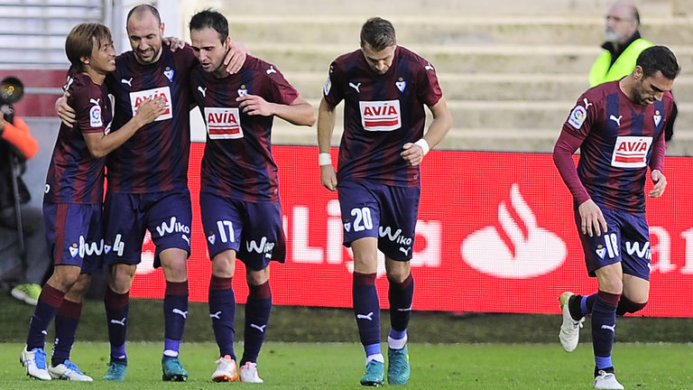 EIBAR FOOTBALL TEAM