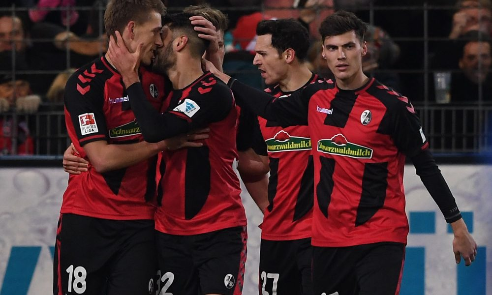 FREIBURG FOOTBALL TEAM