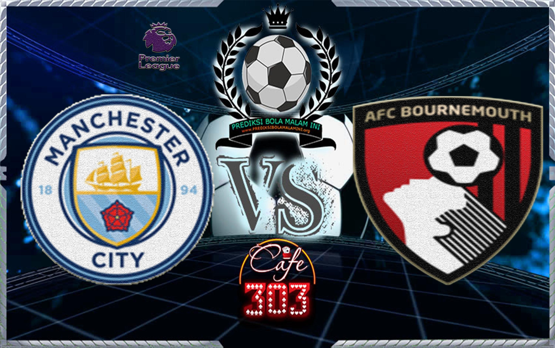 MANCHESTER CITY VS AFC BOURNEMOUTH
