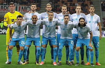 RIJEKA team football 2017