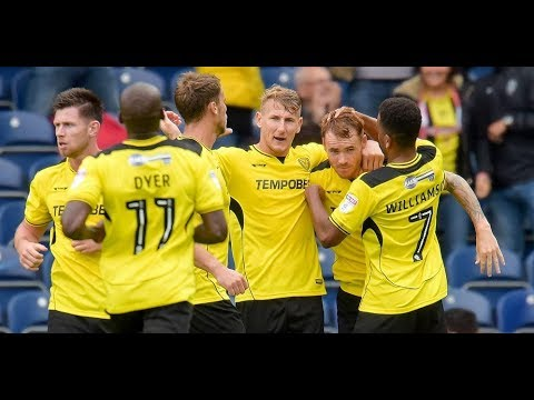 Burton Albion Football Team