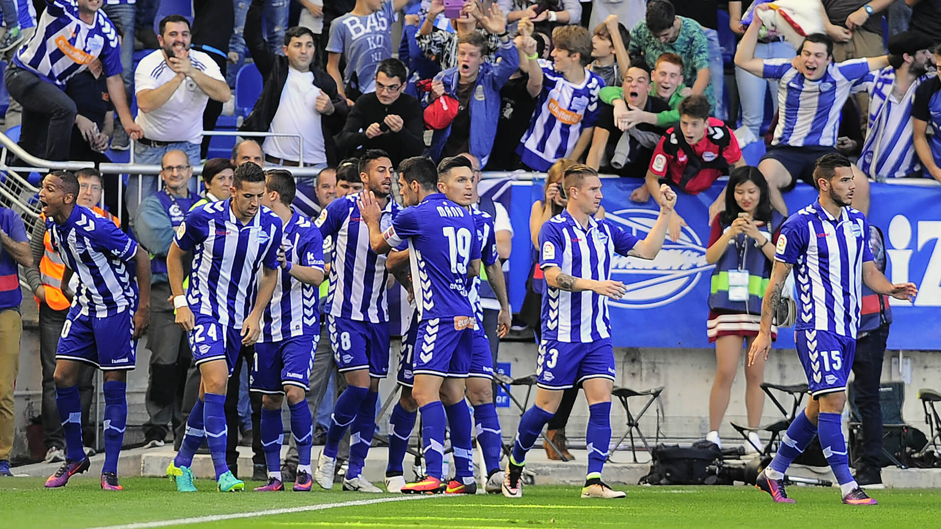 Deportivo Alaves Football Team