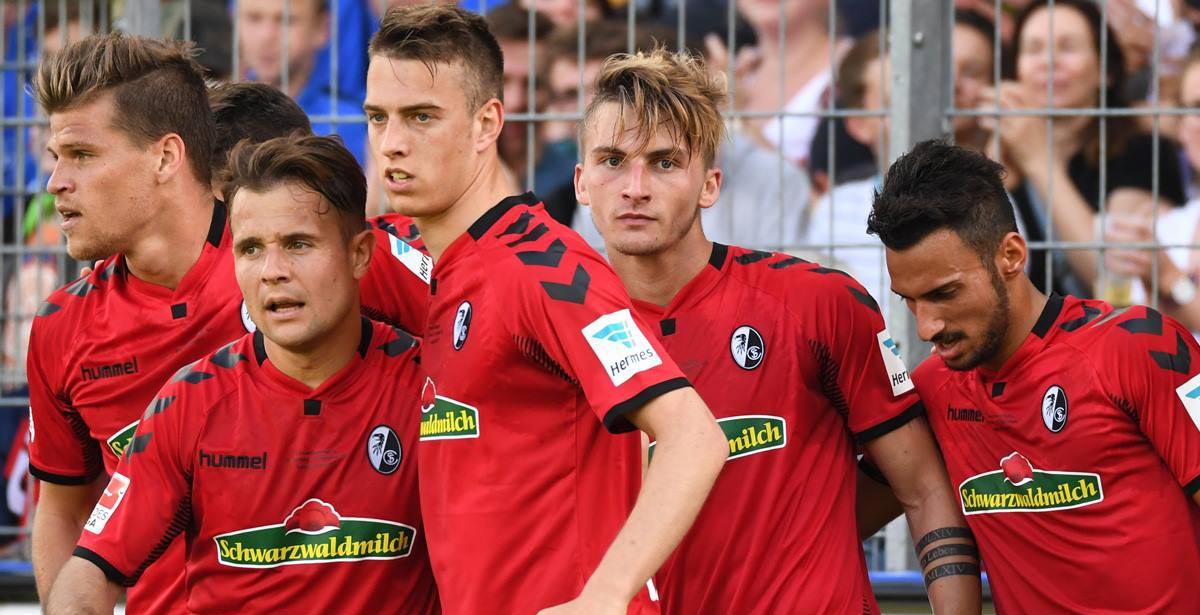 Freiburg Football Team