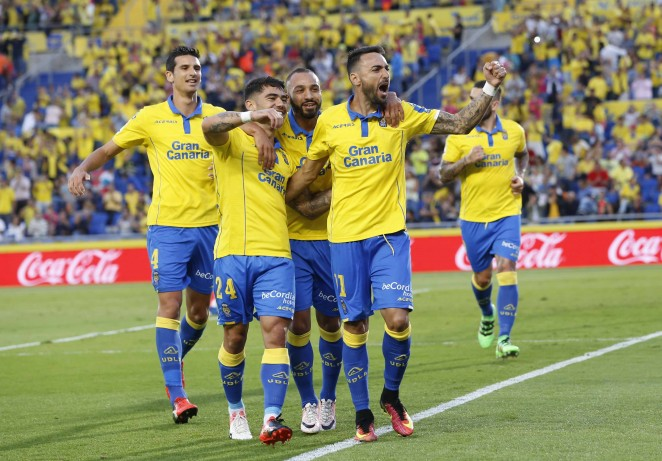 Las Palmas Football team