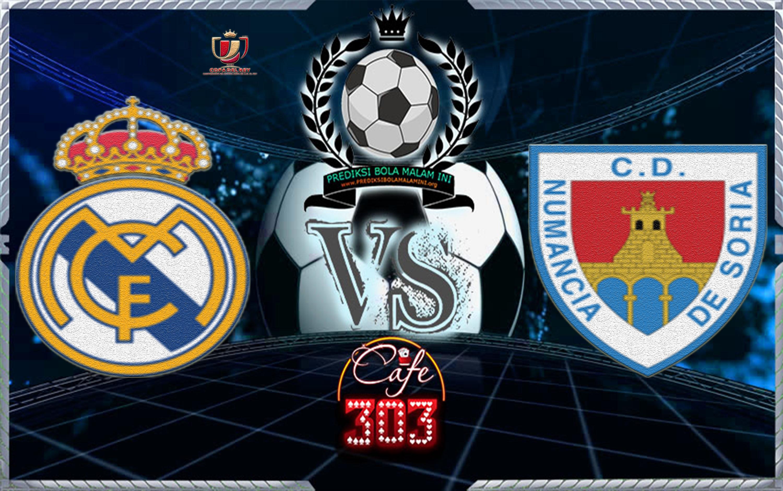 Real Madrid Vs Numancia
