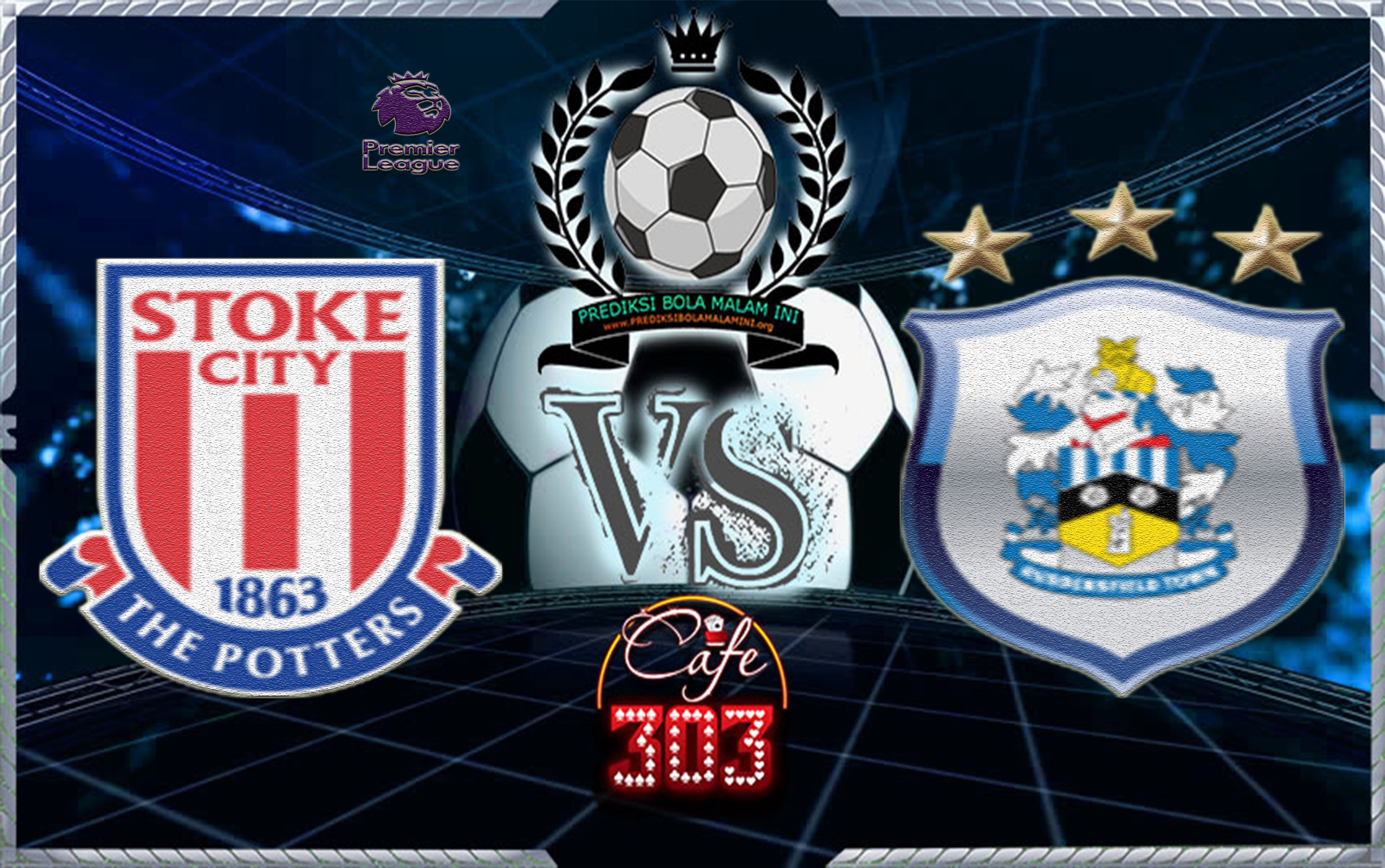 Stoke CIty Vs Huddersfield