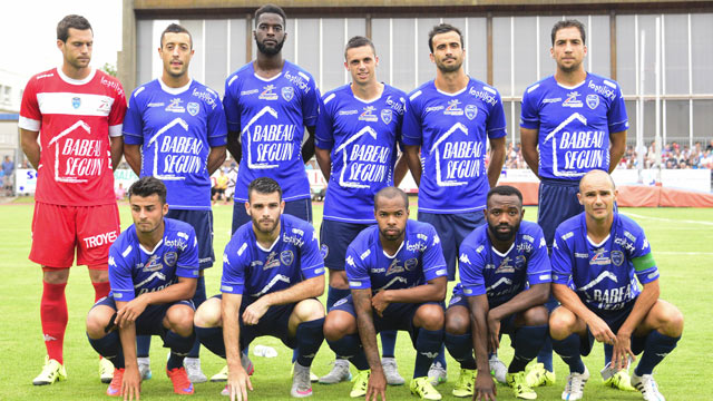 Troyes Football Team