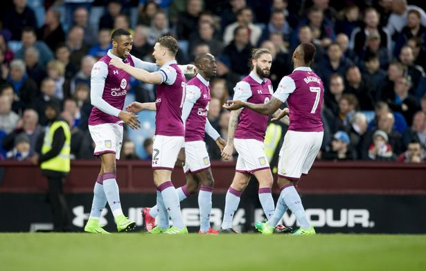 Aston VIlla Football Team