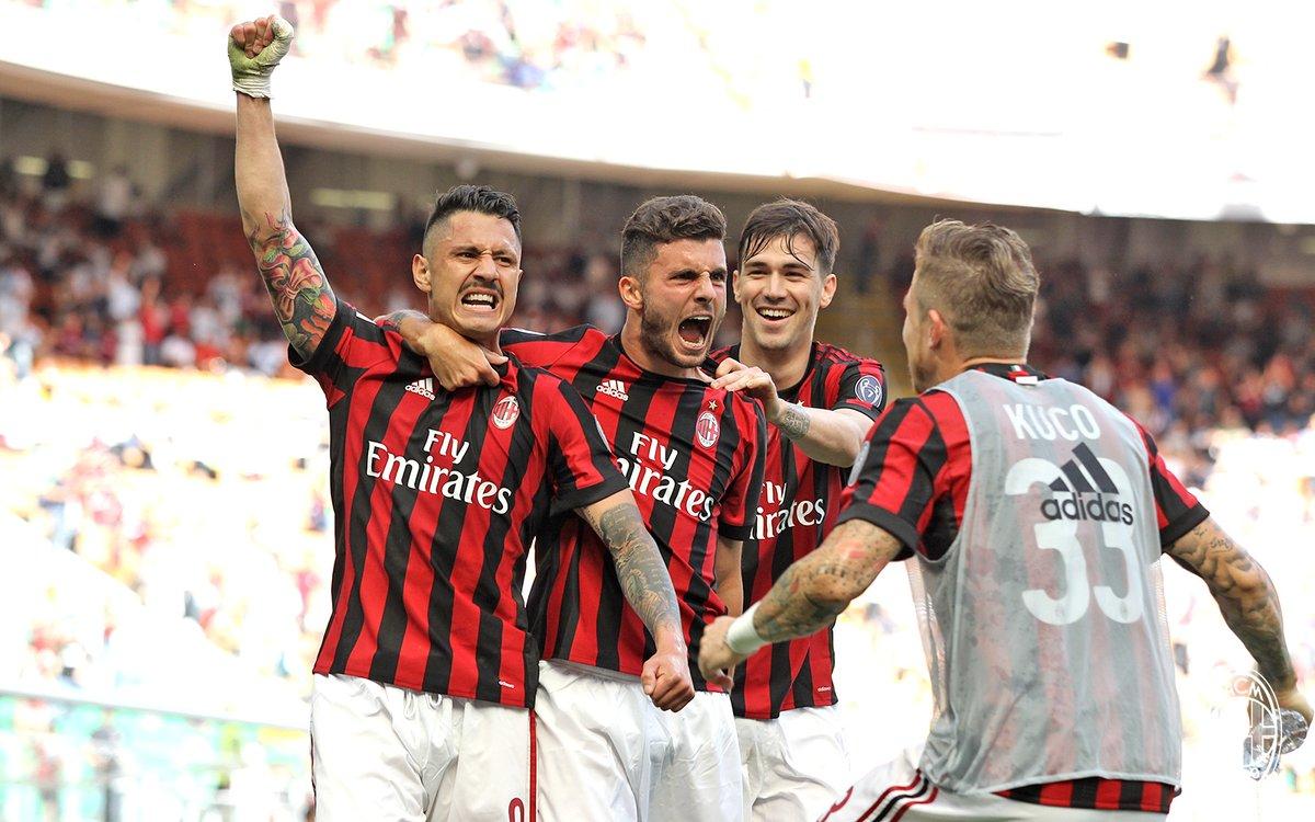 Milan Football Team