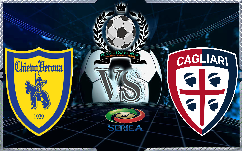 Prediksi Skor Chievo Vs Cagliari 18 Februari 2018