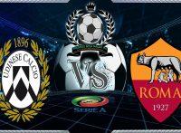 Prediksi Skor Udinese Vs Roma 17 Februari 2018