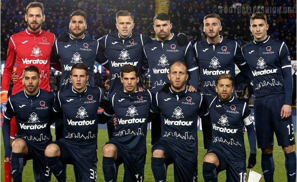 ATALANTA Team Football 2018