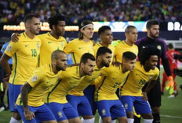 BRAZIL Team Football 2018