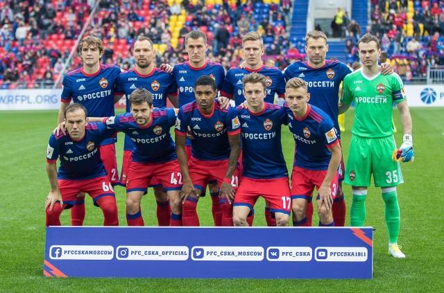 Cska Moskva Football Team