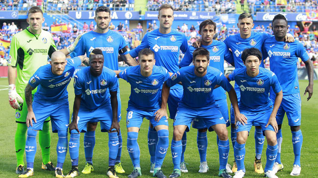 GETAFE Team Football 2018