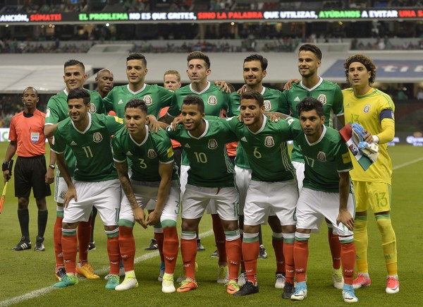 MEXICO Team Football 2018