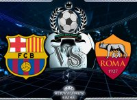 Prediksi Skor Barcelona Vs Roma 5 April 2018