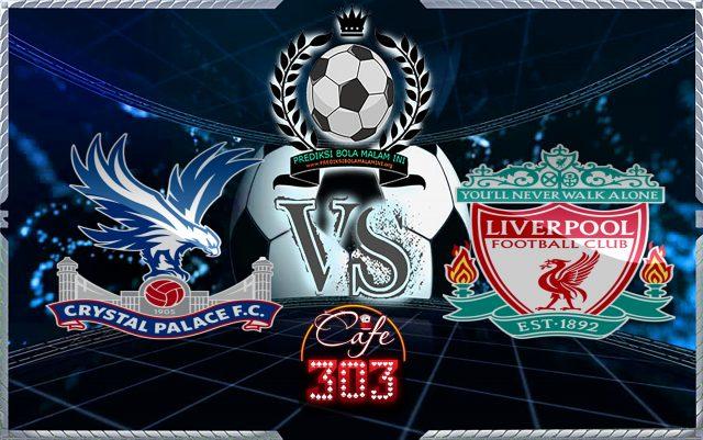 Prediksi Skor Crystal Palace Vs Liverpool 31 Maret 2018 untuk riki