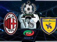 Prediksi Skor MILAN Vs Chievo 18 Maret 2018