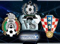 Prediksi Skor Mexico Vs Croatia 28 Maret 2018
