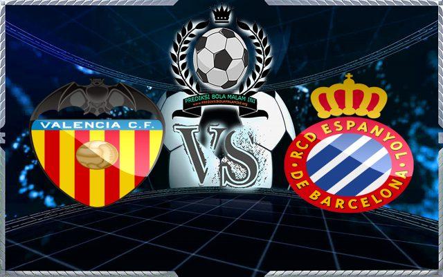 Prediksi Skor Valencia Vs Espanyol 9 April 2018