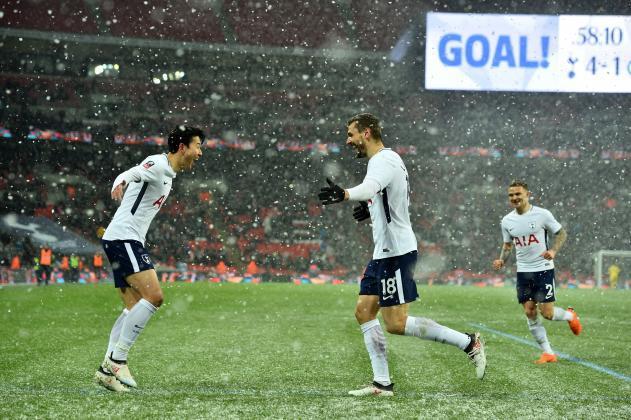 Tottenham Football Team