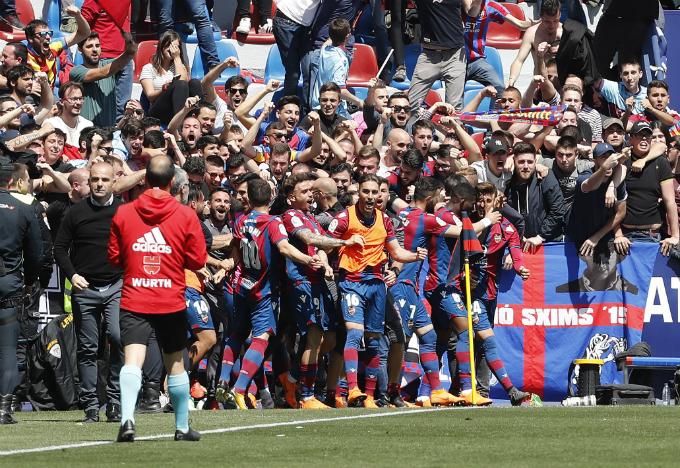 Levante Football Team