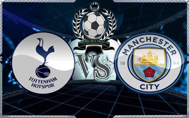 Prediksi Skor Tottenham Hotspur Vs Manchester City 15 April 2018 ( 2 )