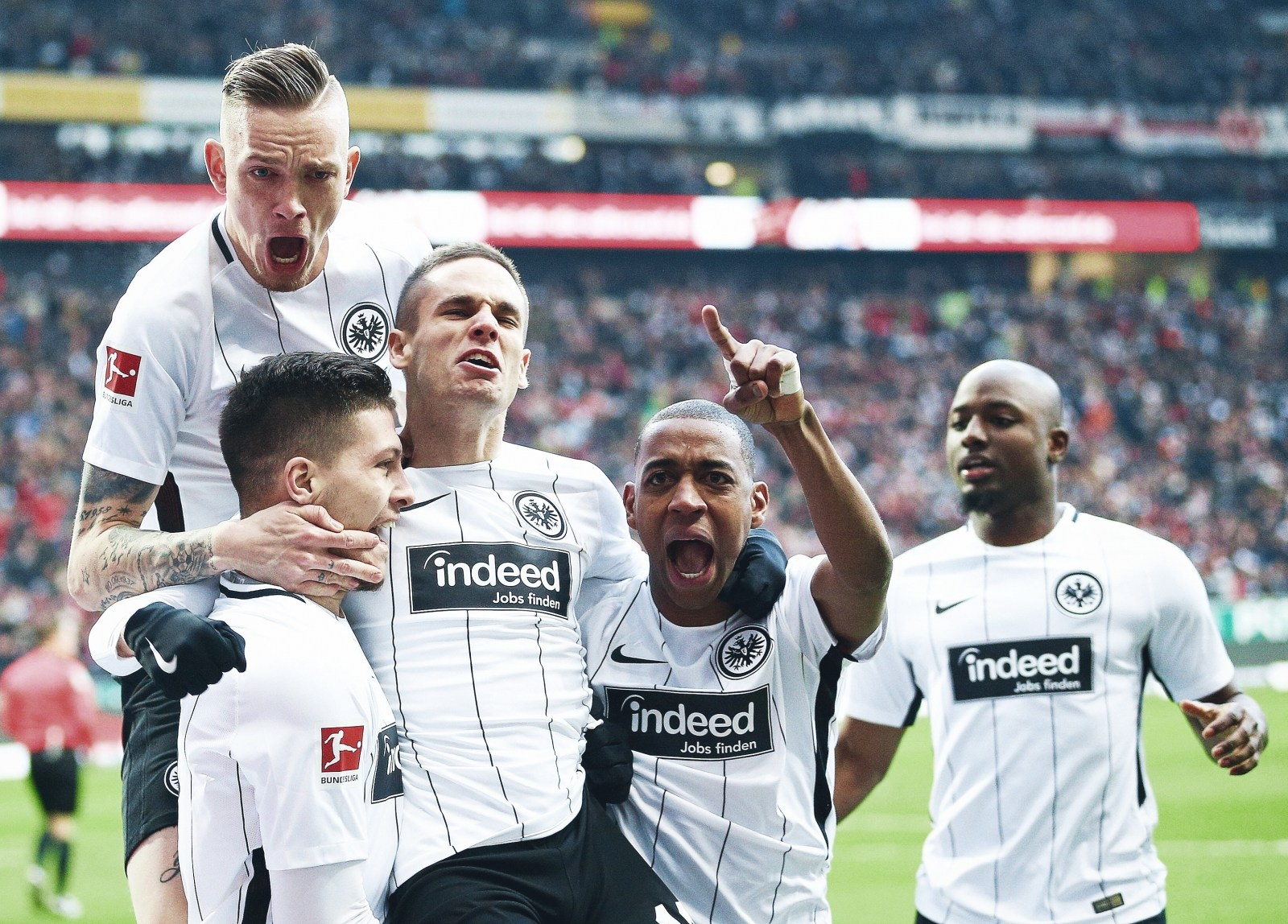 EINTRACHT FRANKFURT Team Football 2018