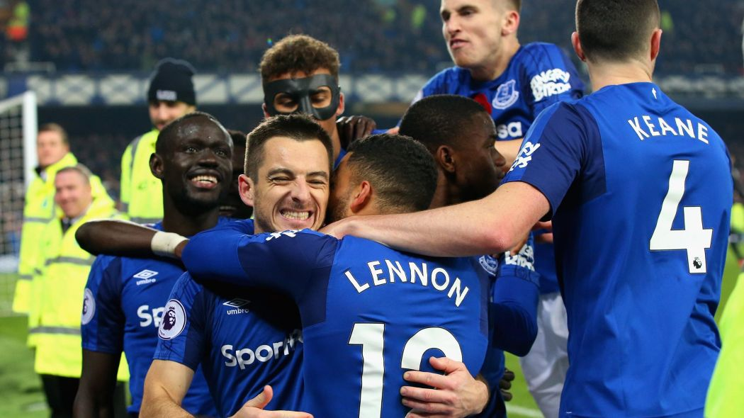 Everton Football TEam ( 1 )