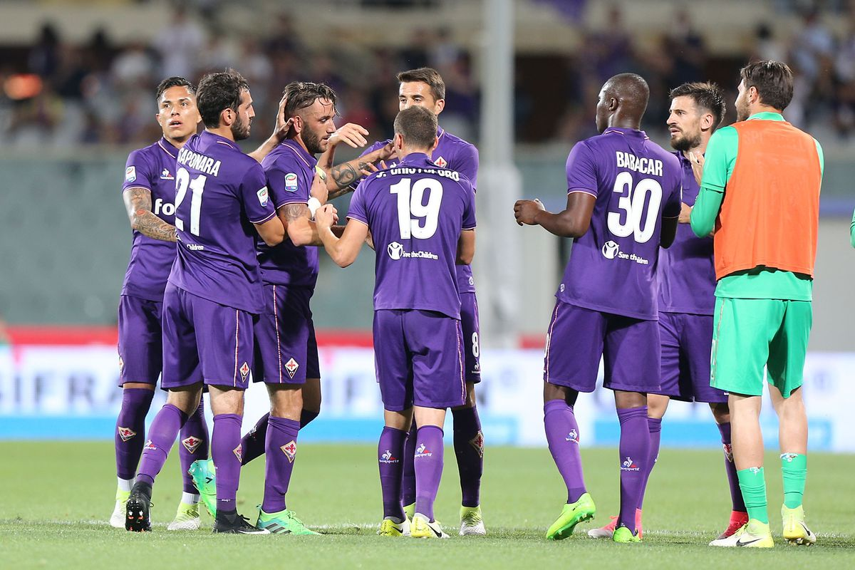 Fiorentina Football Team ( 2 )