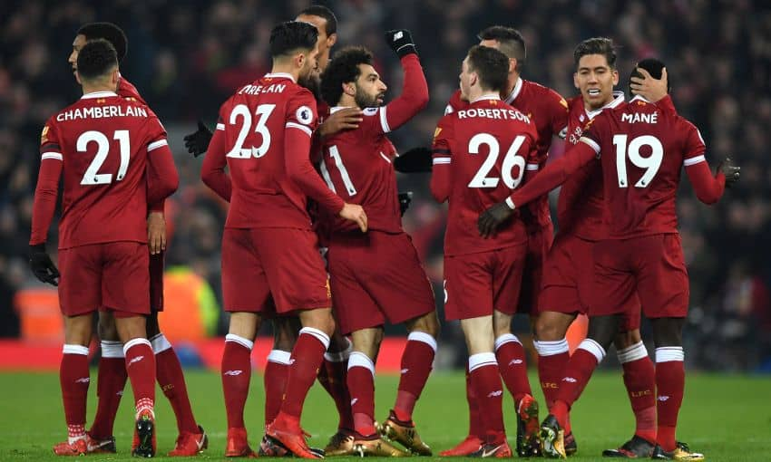 Tim Sepak Bola Liverpool
