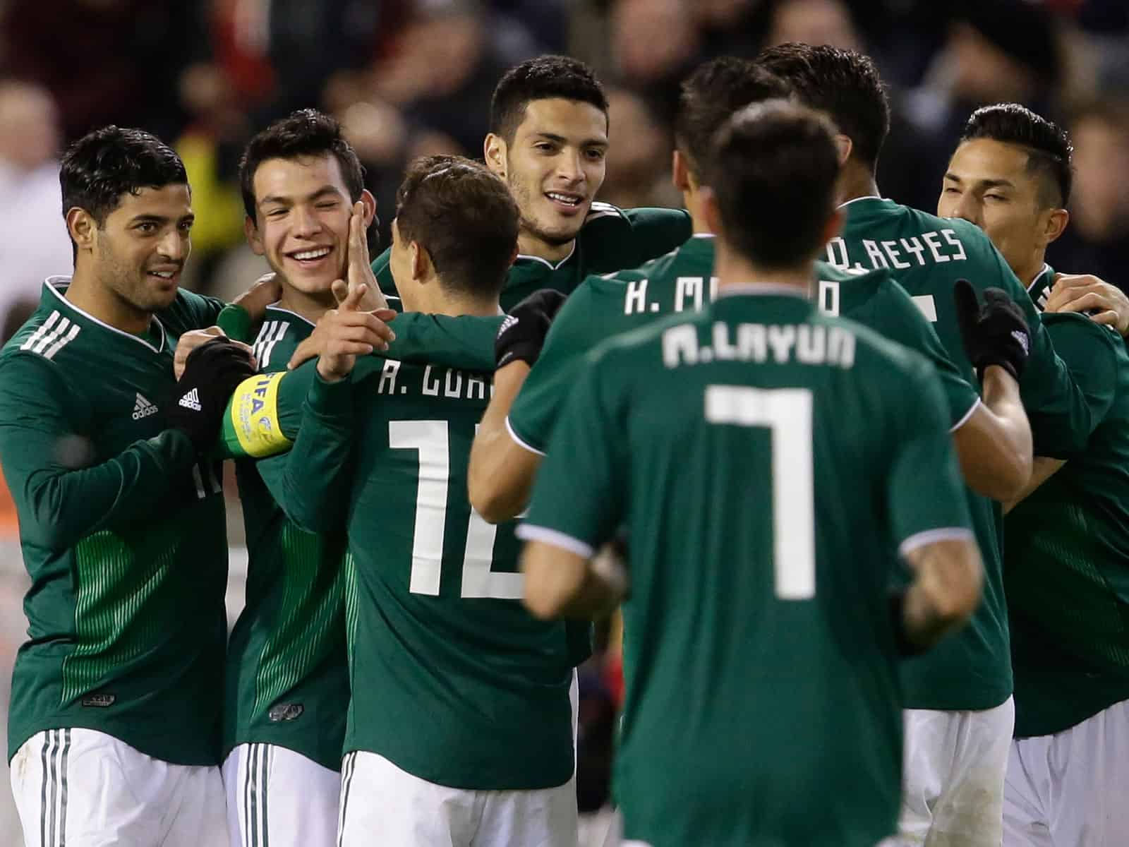 Mexico Football Team