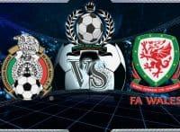 Mexico VS Wales ( Bolamenang)