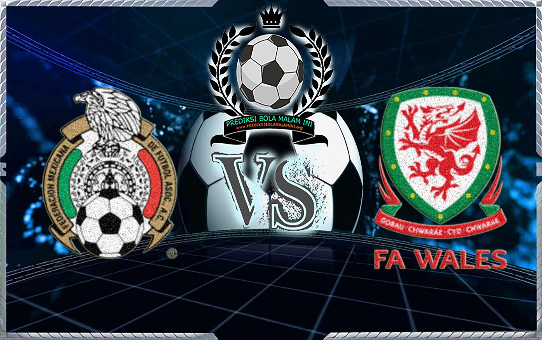 Meksiko Amerika Serikat Wales (Bola masuk)