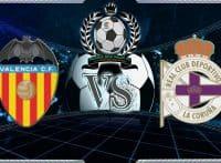 Prediksi Skor Valencia Vs Deportivo La Coruna 20 Mei 2018