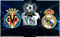 Villareal Vs Real Madrid