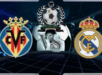 Villareal Vs Real Madrid