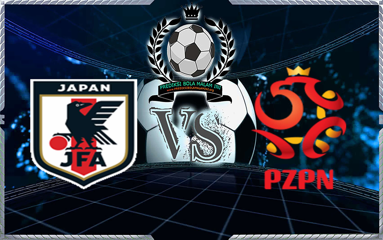 Predicatei skor Jepang Vs Polandia 28 Juni 2018