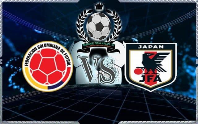 Predicks Skor Kolombia Vs Jepang 19 Juni 2018