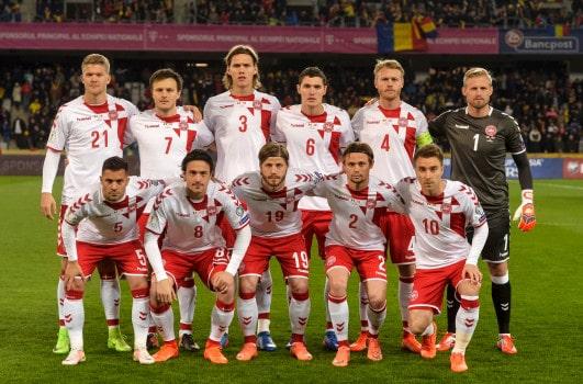 Tim Sepakbola Denmark