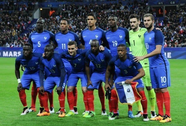 FRANCE Team Football 2018 &quot;width =&quot; 620 &quot;height =&quot; 420 &quot;/&gt; </p> <p> <span style=