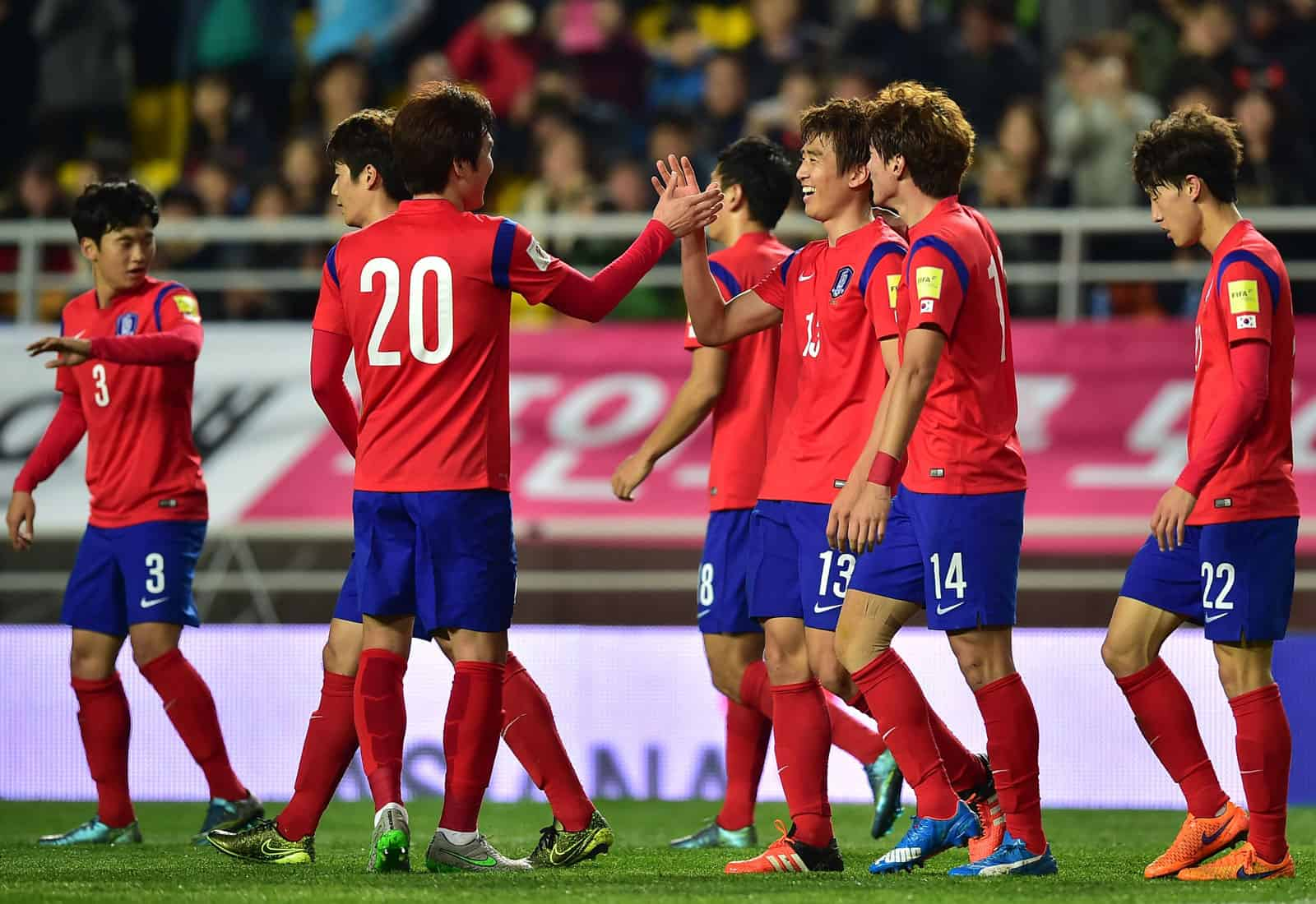 Korea Football Team