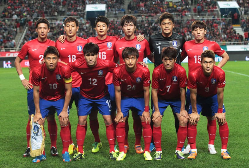 South-Korea world cup 2014
