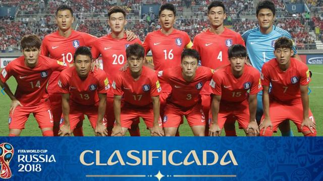 Tim Sepakbola Korea Selatan