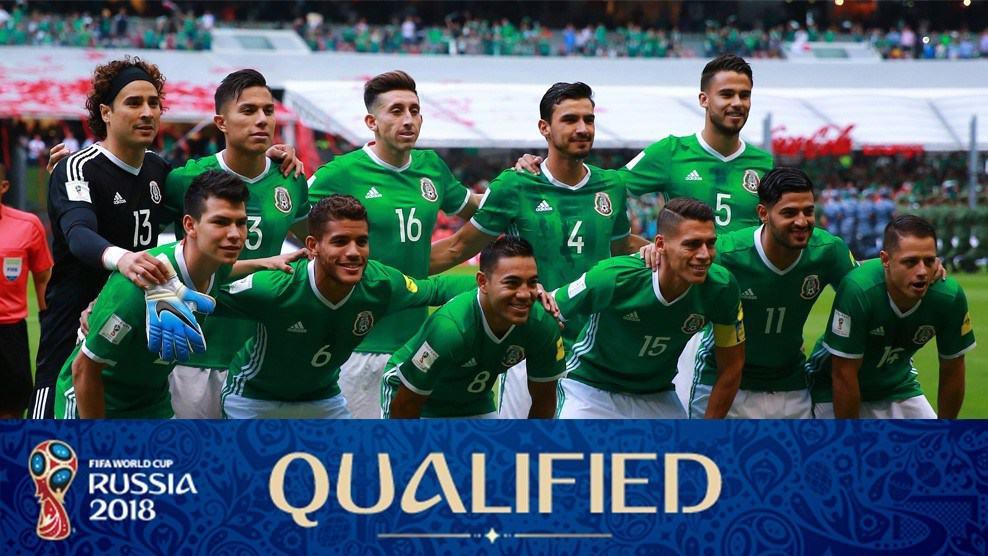 Tim Sepakbola Meksiko &quot;lebar =&quot; 751 &quot;tinggi =&quot; 423 &quot;/&gt; </p> <p style=