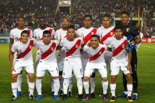 PERU Team Football 2018 &quot;width =&quot; 612 &quot;height =&quot; 408 &quot;/&gt; </p> <p style=