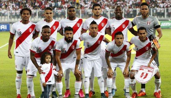 Tim Sepakbola Peru