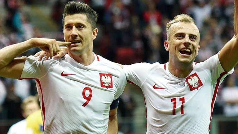 Tim Sepakbola Polandia