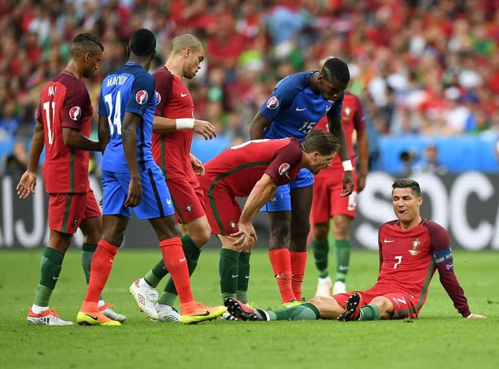 Tim Sepak Bola Portugal